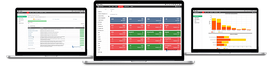 Integrating AWS security with Saviynt.