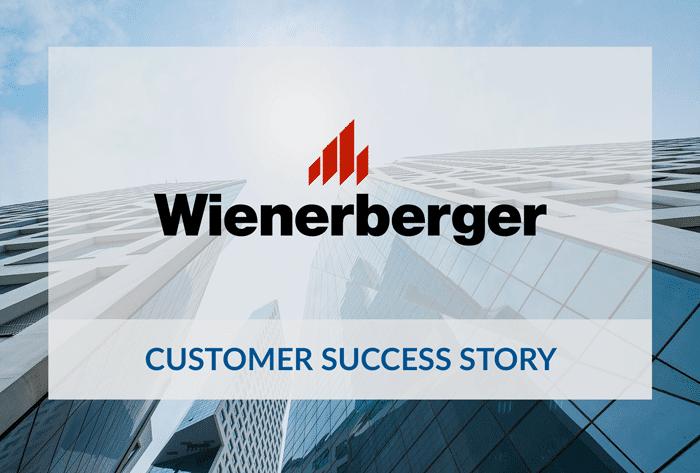 Wienerberger and Saviynt customer success story.