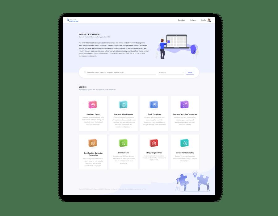 Application Access Governance UI