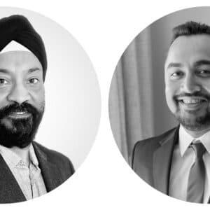 Harvinder Nagpal and Anirudh Sen