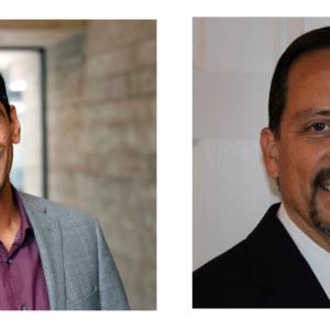 Yash Prakash and Paul Mezzera